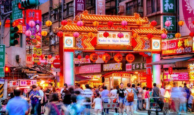 [新聞]去台北一定要去體驗下台北著名的饒河街夜市